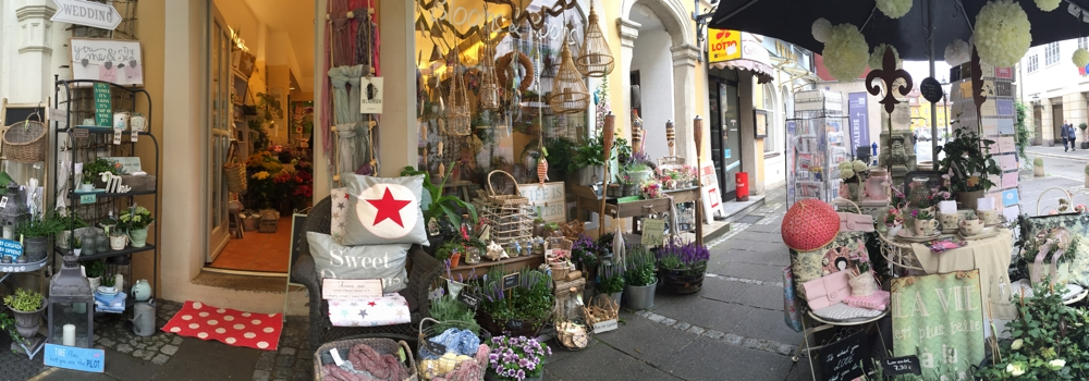 Sommerliches bei Blooms&Rooms