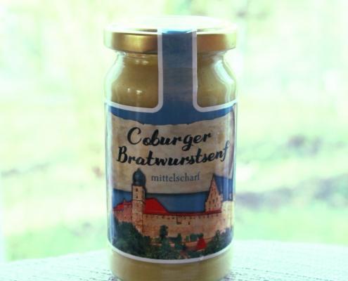Coburger Bratwurstsenf