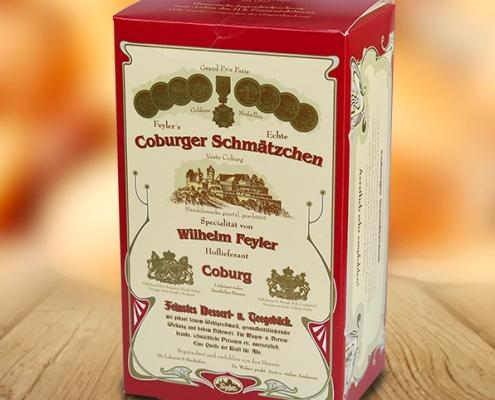 Coburger Schmätzchen