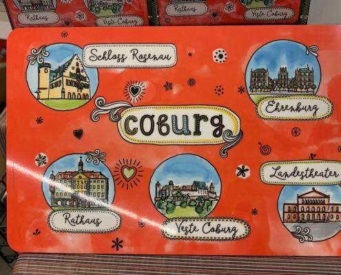 Schneidbrettchen Coburg