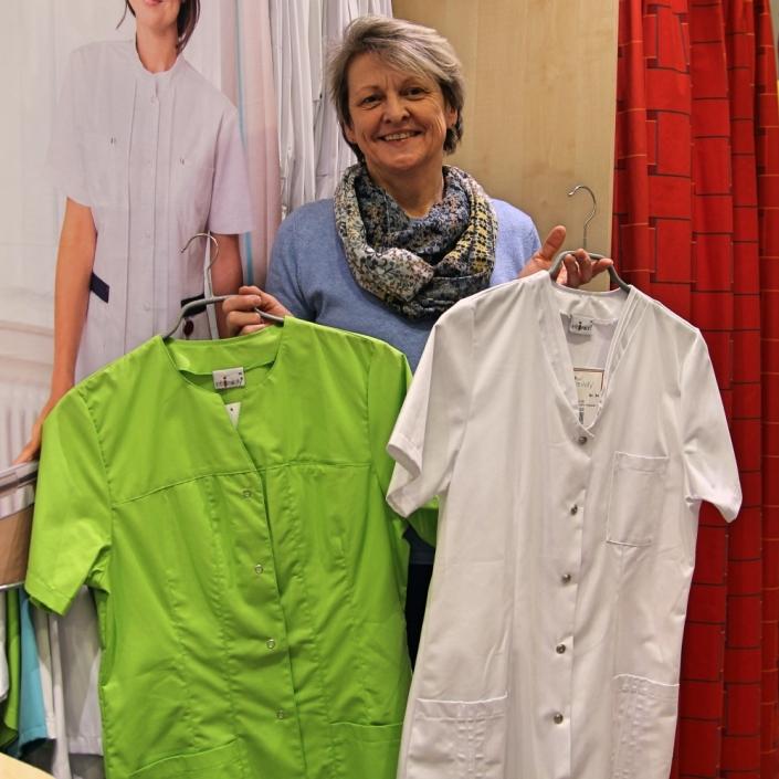 Berufskleidung für Medizin und Pflege reduziert